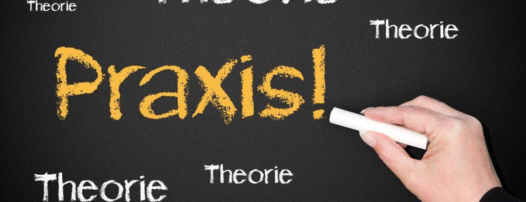 Theorie in der Praxis oder Praxis in der Theorie?